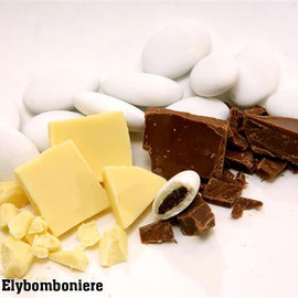 Ciocomix (Bianco e Fondente)