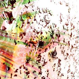 Daniela Birzer: Drops (Photographik auf Acryl/Alu)