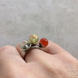Bague-bijoux-precieux-pierresfines-Céline Flageul
