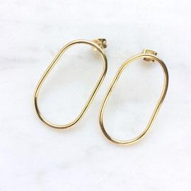 Boucles d'oreilles-bijoux minimalistes-Céline Flageul