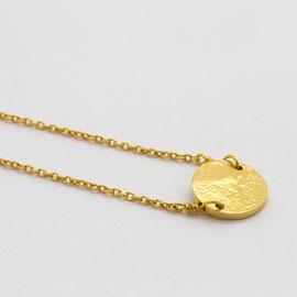 Bracelet réticulé vermeil - Bijoux fins-Céline Flageul
