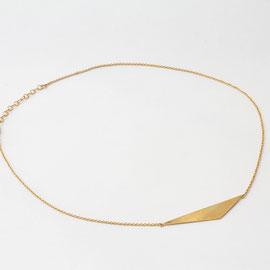 collier-minimaliste-géometrique-Céline Flageul-bijoux minimalistes