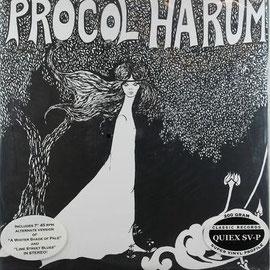 Classic Records がリイシューした「青い影」remasterd by Tim de Paravicini