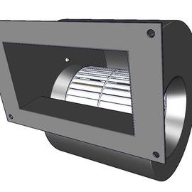 Centrifugo para tablero electrónico