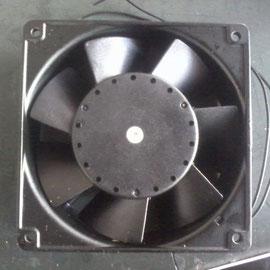 Ventiladores para tablero metalicos, aluminio