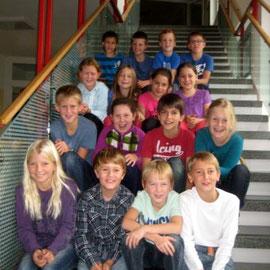 4. Klasse 2012/2013