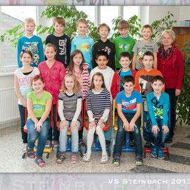 4. Klasse 2013/2014, Heidemarie Brandstetter