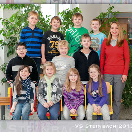3.a Klasse 2013/2014, Grudrun Redtenbacher