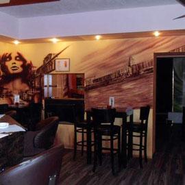 Raummalerei / Bar & Lounge