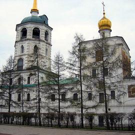 in Irkutsk