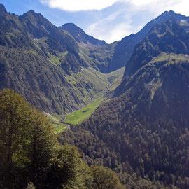 das Tal von Venasque