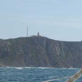 Cabo da Roca, der westlichste Punkt von Festland-Europa