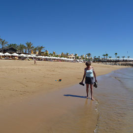 Strand vor unserer Haustür