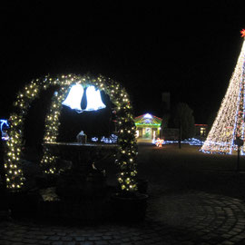 クリスマスイルミネーション2012