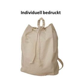 Rucksack mit individuellem Druck