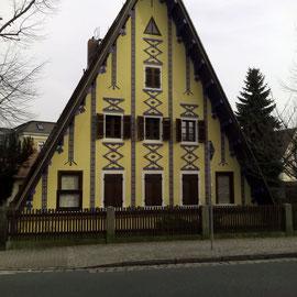 Das Putjatinhaus ist schon ein markantes, schönes Gebäude !