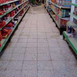 suelo terrazo pulido y abrillantado por superlux