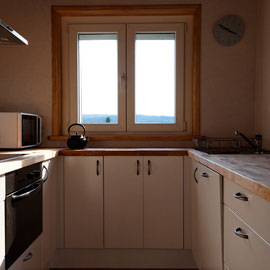 Cottage on the « Woody End » - The well equipped kitchen to prepare delicious meals