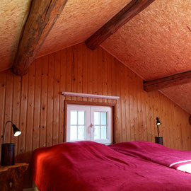 Le bout des bois - chambre cabane (en option)