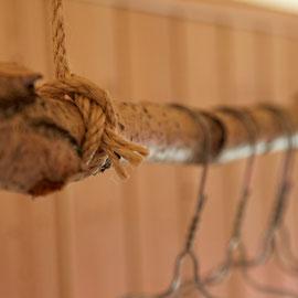 Le bout des bois - hutkamer (als extra optie)