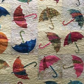 Les Parapluies d'Edyta Sitar réalisé par Laura