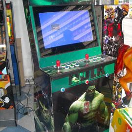 Maquina Multijuegos, venta de maquinas arcade multijuegos