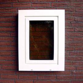 Kunststoff-Fenster mit Bergotec Kunststoff-Fenster-Lack renoviert