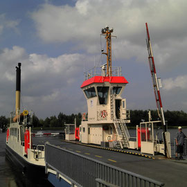 Die Überfahrt ist kostenlos - Don`t pay the ferryman