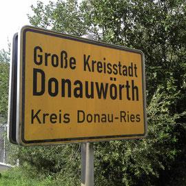 Endlich: Donauwörth