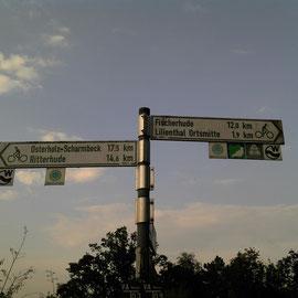 Mmh...nach links oder rechts?