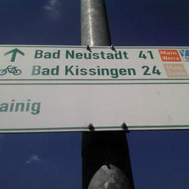 Leaving Schweinfurt - Auf nach Bad Neustadt a. d. Saale