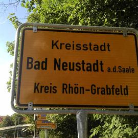 Neustadt an der fränkischen Saale