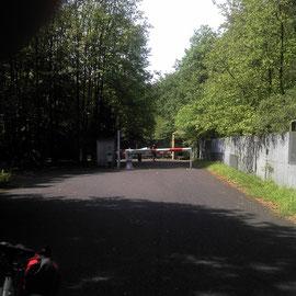 Ehemalige Grenzanlagen der innerdeutschen Grenze
