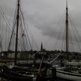 Flensburg. Eine Stadt mit maritimen Flair.