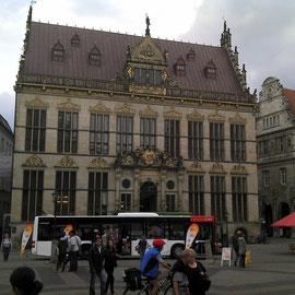 Bremen, der Markt