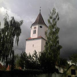 Eine der ungezählten Kirchen.