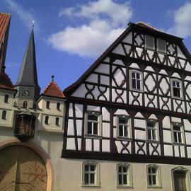 Großartig restauriertes Fachwerkhaus in Münnerstadt