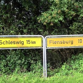 35 km haben wir uns für den letzten Tag aufgespart.