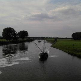 Krabbenkutter auf der Weser???