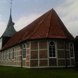 Kirche in Hüll
