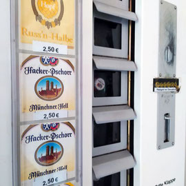 Der Bierautomat