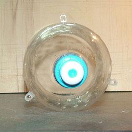 Plastikflasche mit Abstandshalter 01