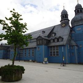 Marktkirche zum Heiligen Geist in Clausthal Zellerfeld