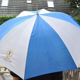 parapluie brodé