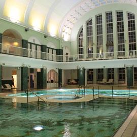 Holthusenbad Hamburg: Fast wie 1914, nur wärmer