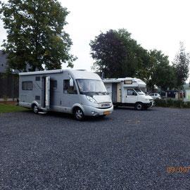 Camperplaats Coefeld: Eeen aanrader!!
