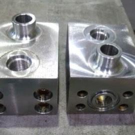 ブロック 配管溶接タイプ