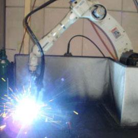 溶接ロボット ナショナルTA-1400WG