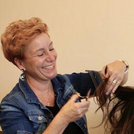 Pia Baumli, Hair Stylistin