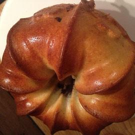 Rezept saftiger Marmorkuchen Sandkuchen Ruehrkuchen